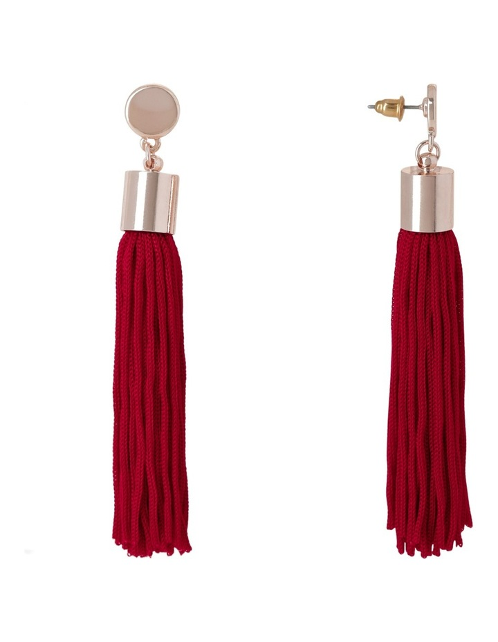 Tassel Earrings image 2