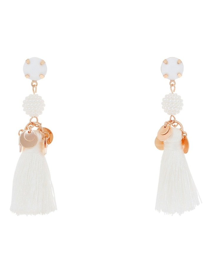 Jingle Tassel Earring image 1