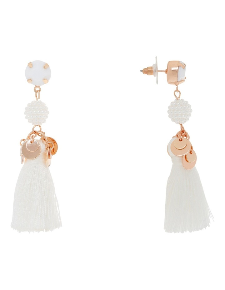 Jingle Tassel Earring image 2