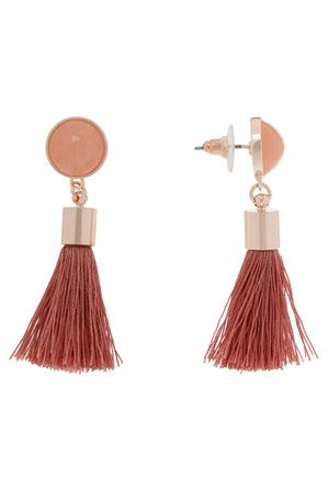 Piper - Alert Mini Tassel Earring PIPJ0740