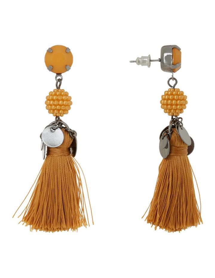 Jingle Tassel Earring image 2