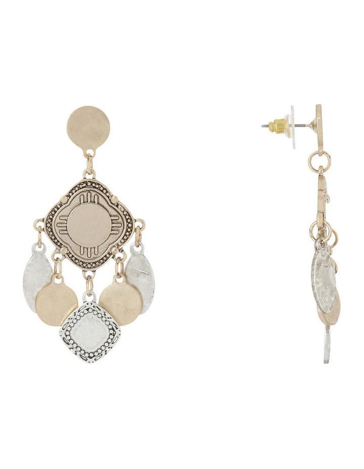 Boho Charm Earring image 2