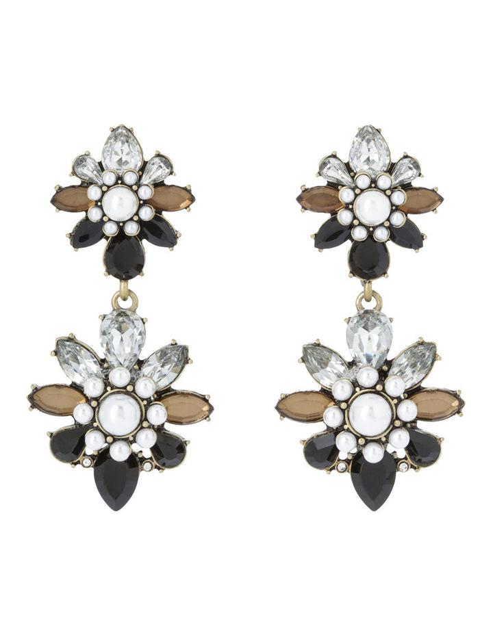 Rhapsody Jewel Short Drop Earring image 1