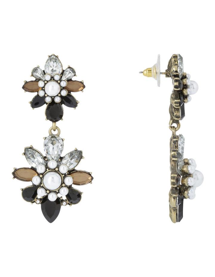 Rhapsody Jewel Short Drop Earring image 2