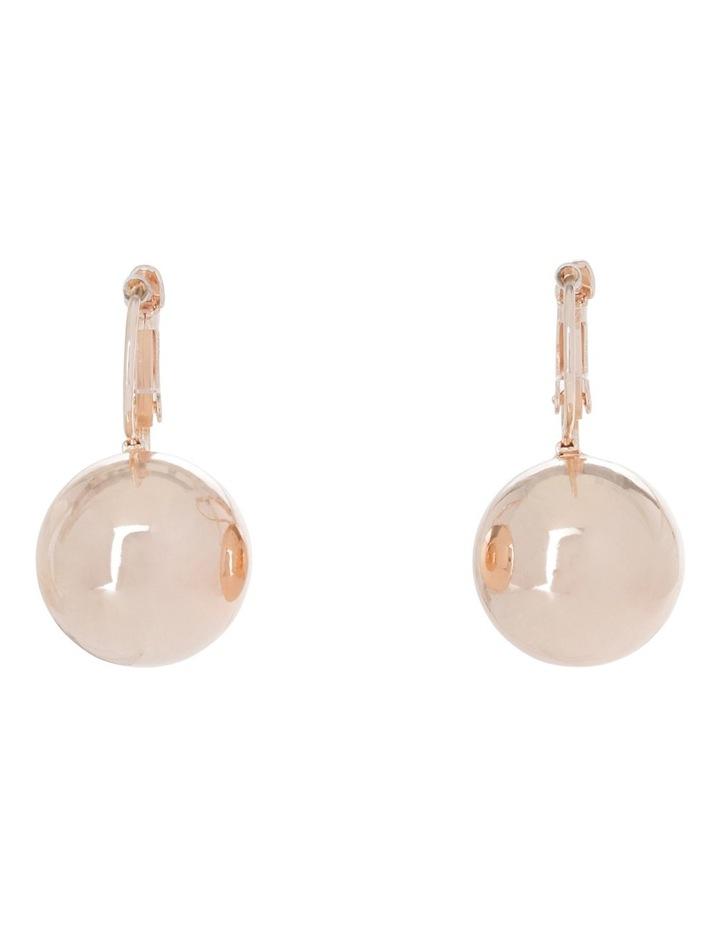 Ball Hook Earring image 1