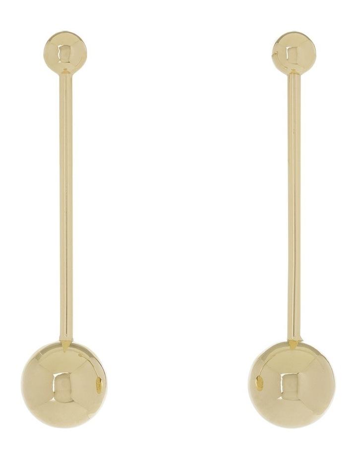Ball Drop Earrings image 1