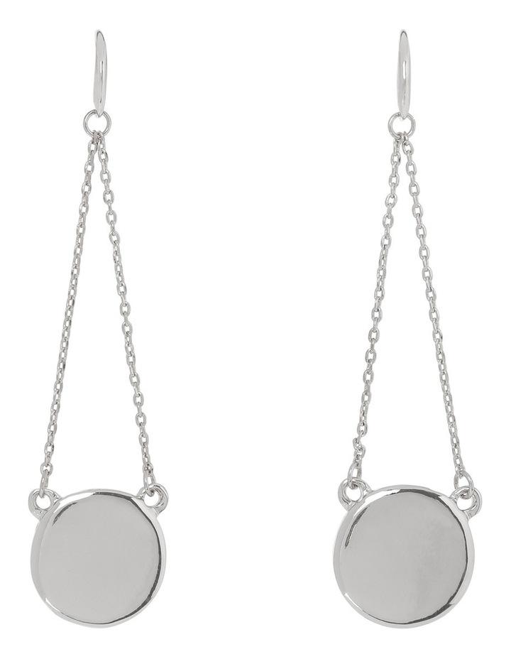 Metal Chain Hook Silver A72934BA image 1