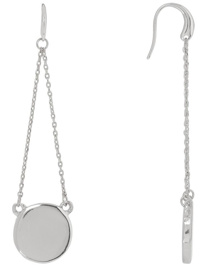 Metal Chain Hook Silver A72934BA image 2