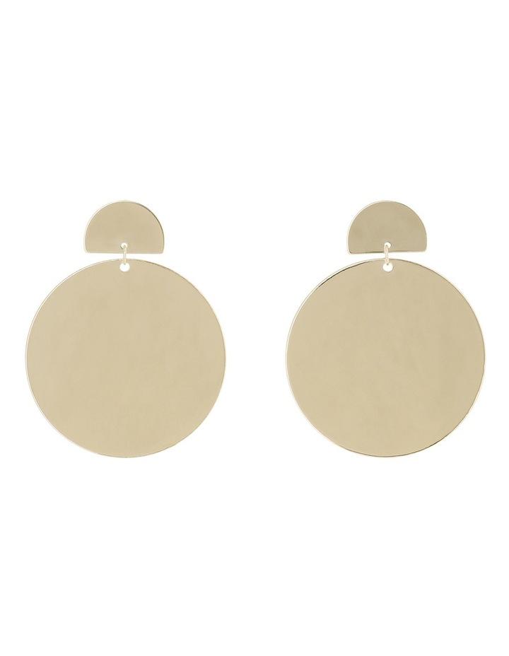 Harper Disc Earring image 1