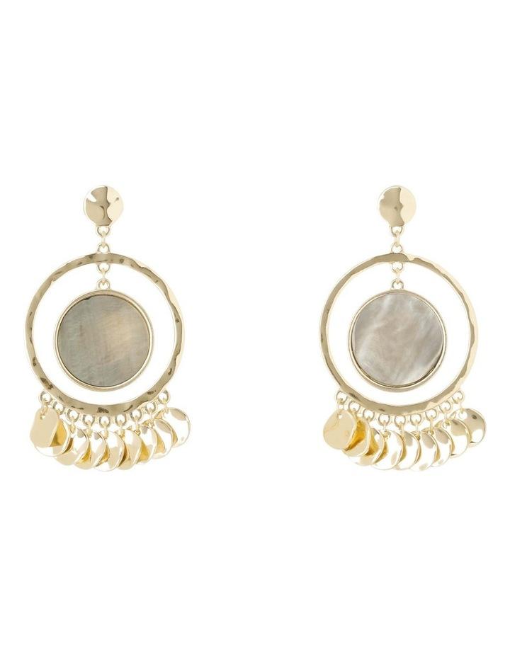 Gypsy Inlay Earring image 1