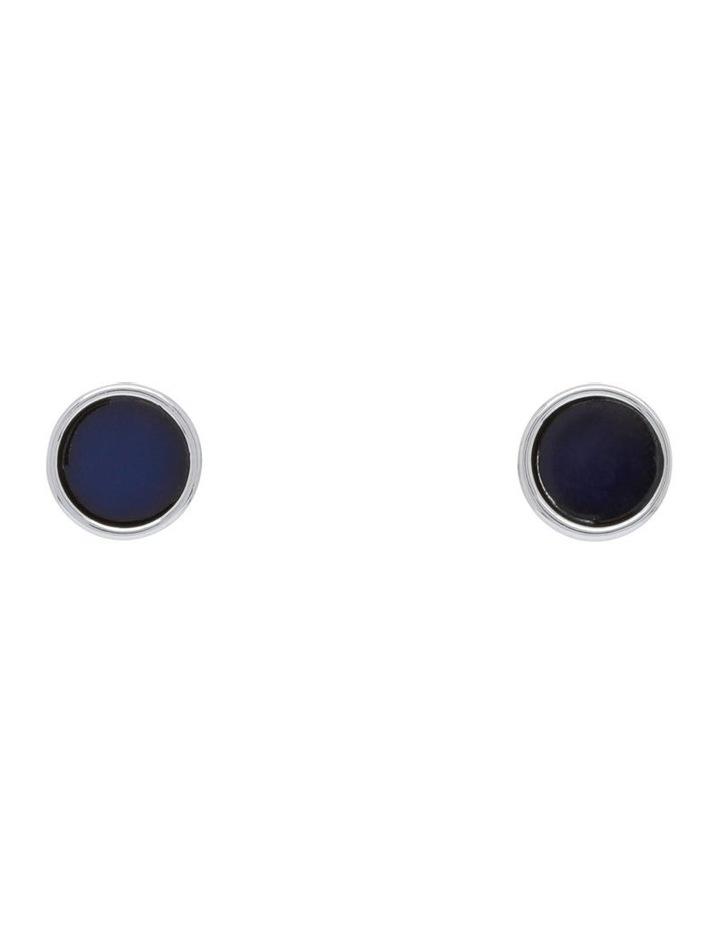 Circular Stud Earring image 1