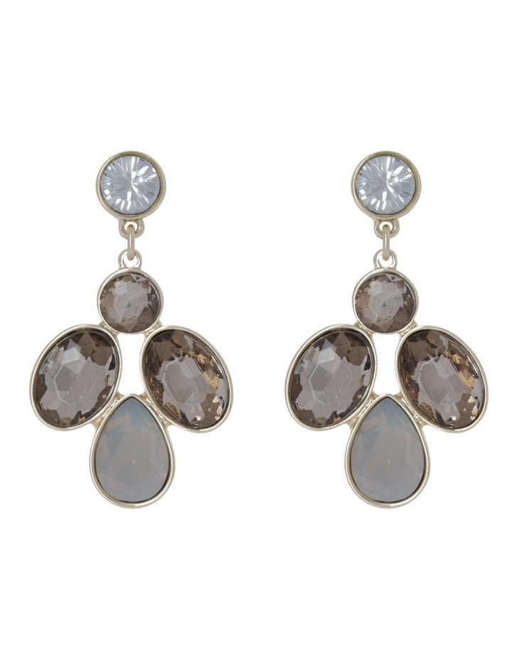 Crystal Statement Earring image 1
