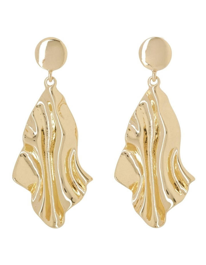 Abstract Drop Earring image 1