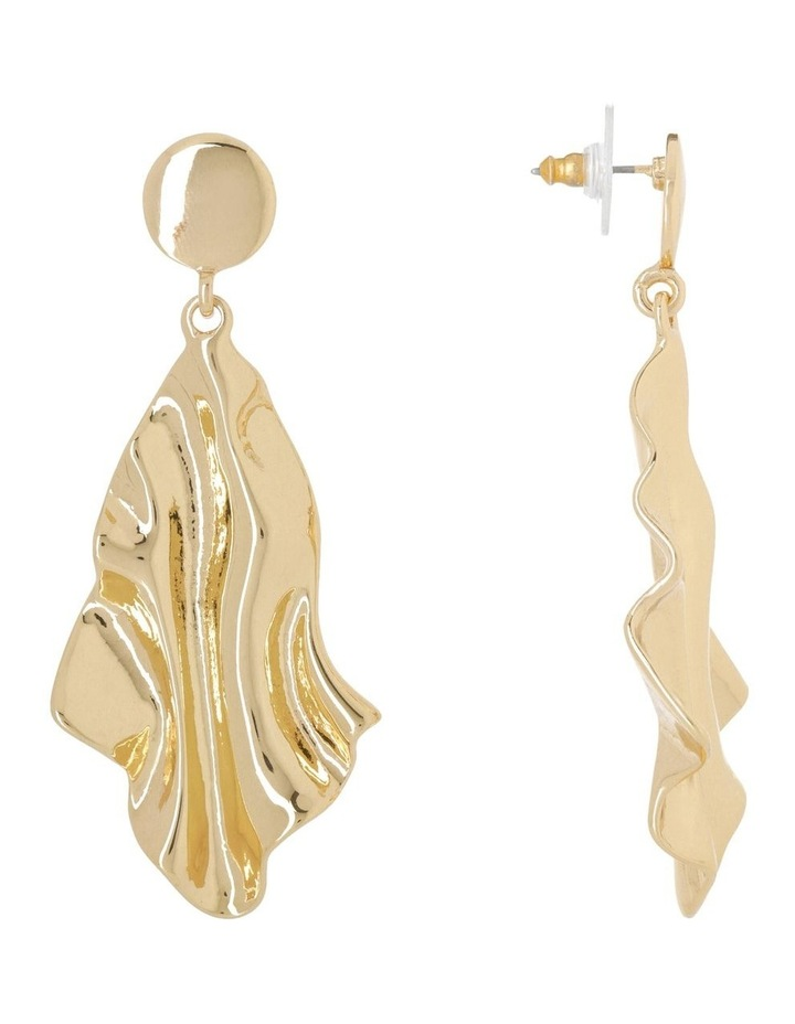 Abstract Drop Earring image 2