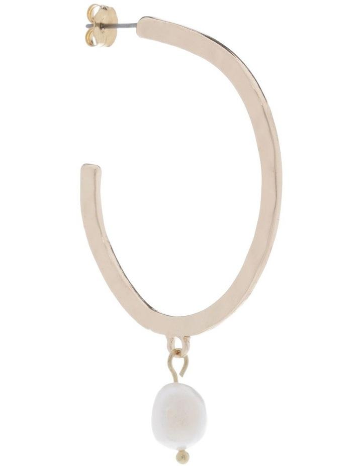 Molten Pearl Hoop image 2