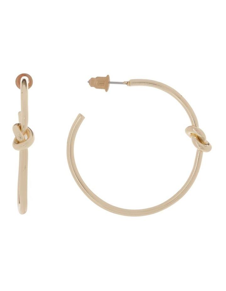 Knot Hoop image 1