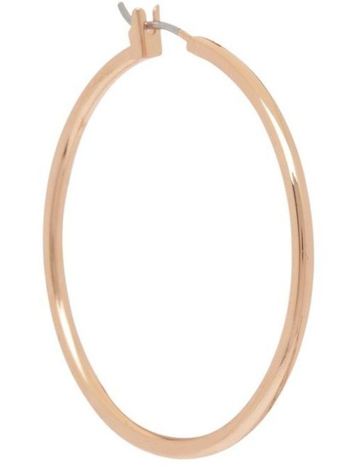 35mm Hoop Earring image 2