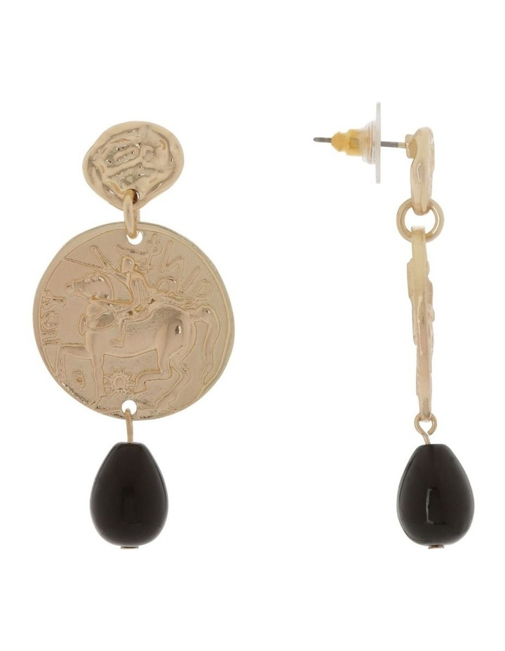 Mixed Media Drop Earring image 2