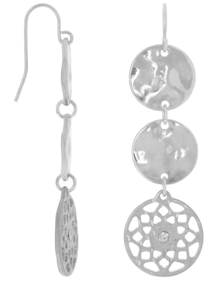 Triple Drop Earring image 2