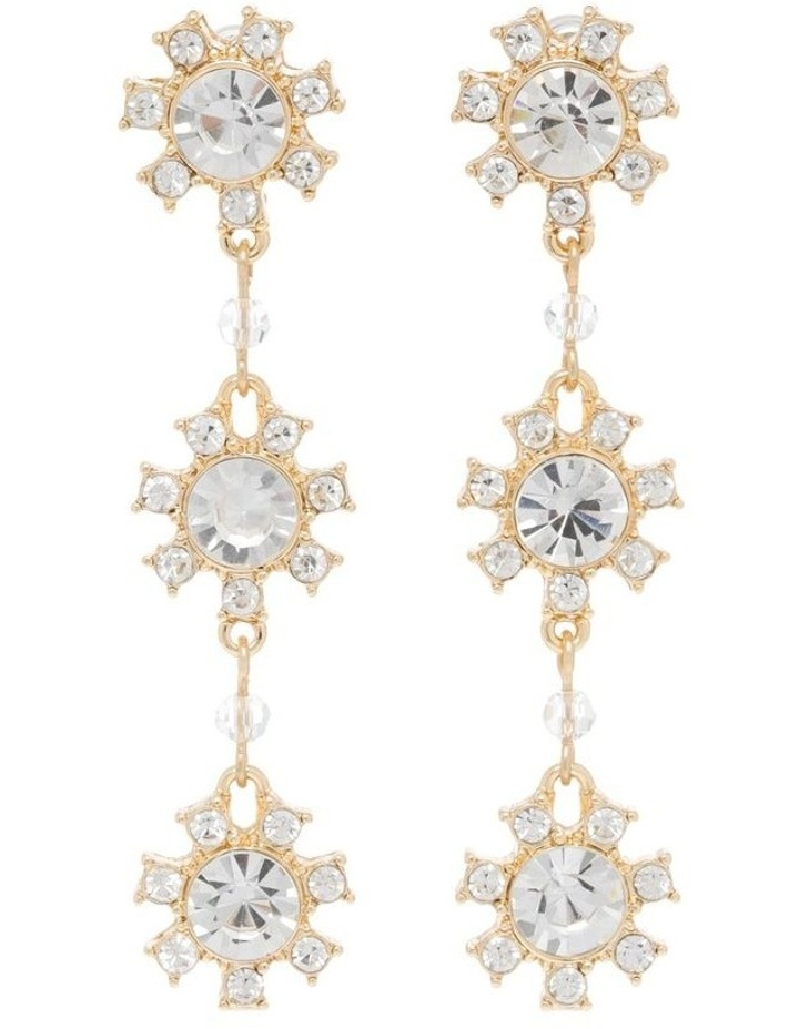 Crystal Occasion Drop Earring image 1