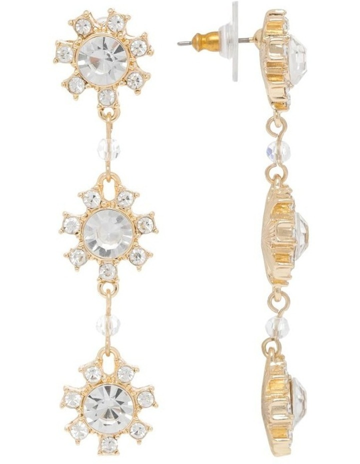 Crystal Occasion Drop Earring image 2