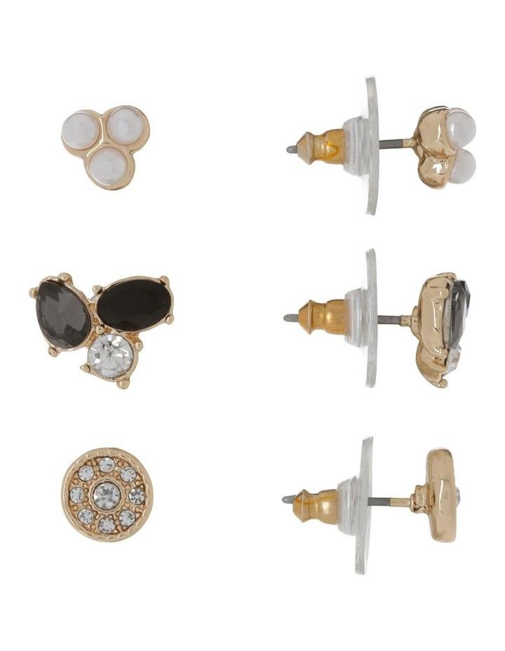 3 Pack Earring Set image 2