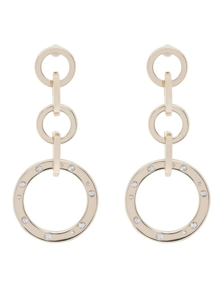 Sparkle Statement Earring image 1