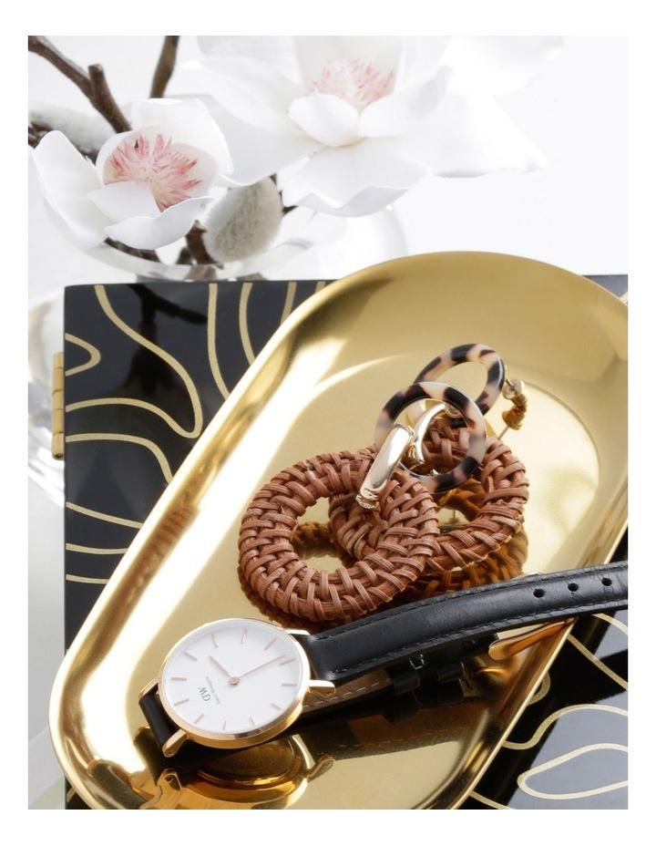 Rattan Earring Tort image 3