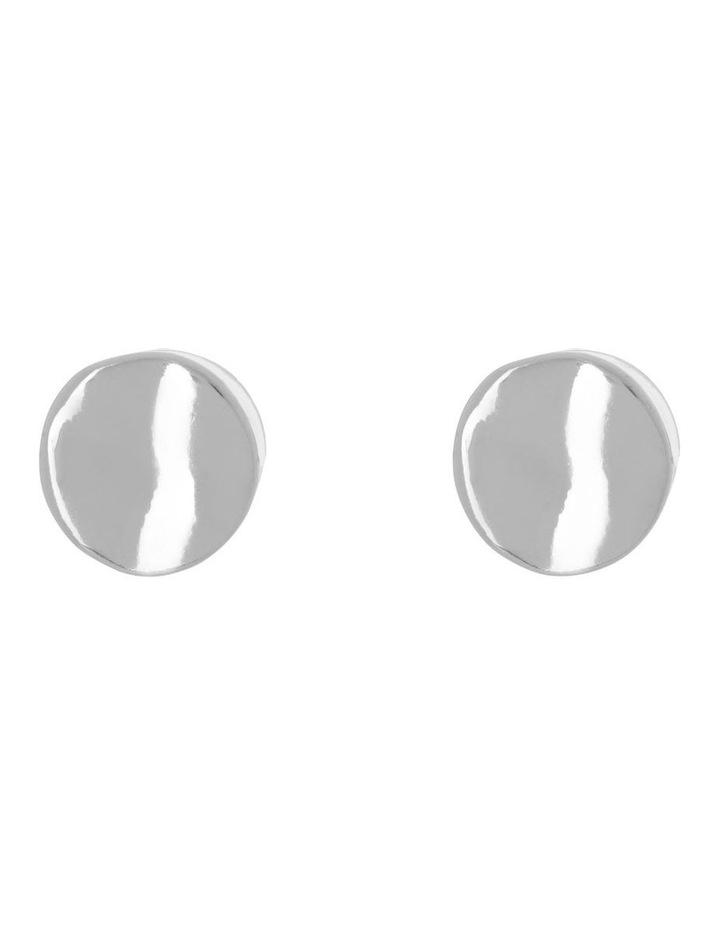 Ripple Stud Earring image 1