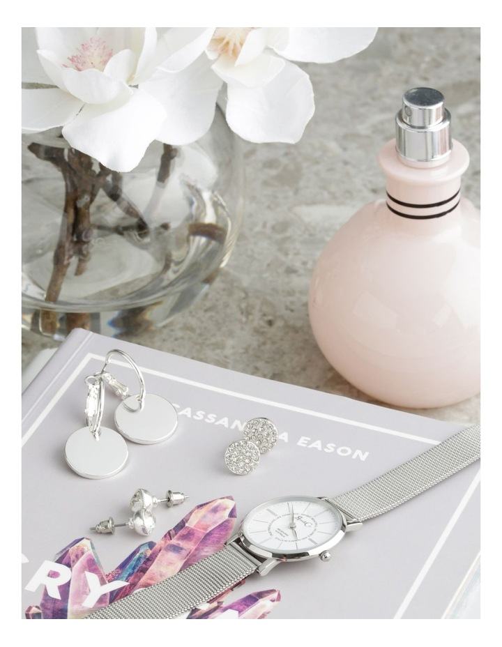 Silver Triple Multi Earring Pack image 4