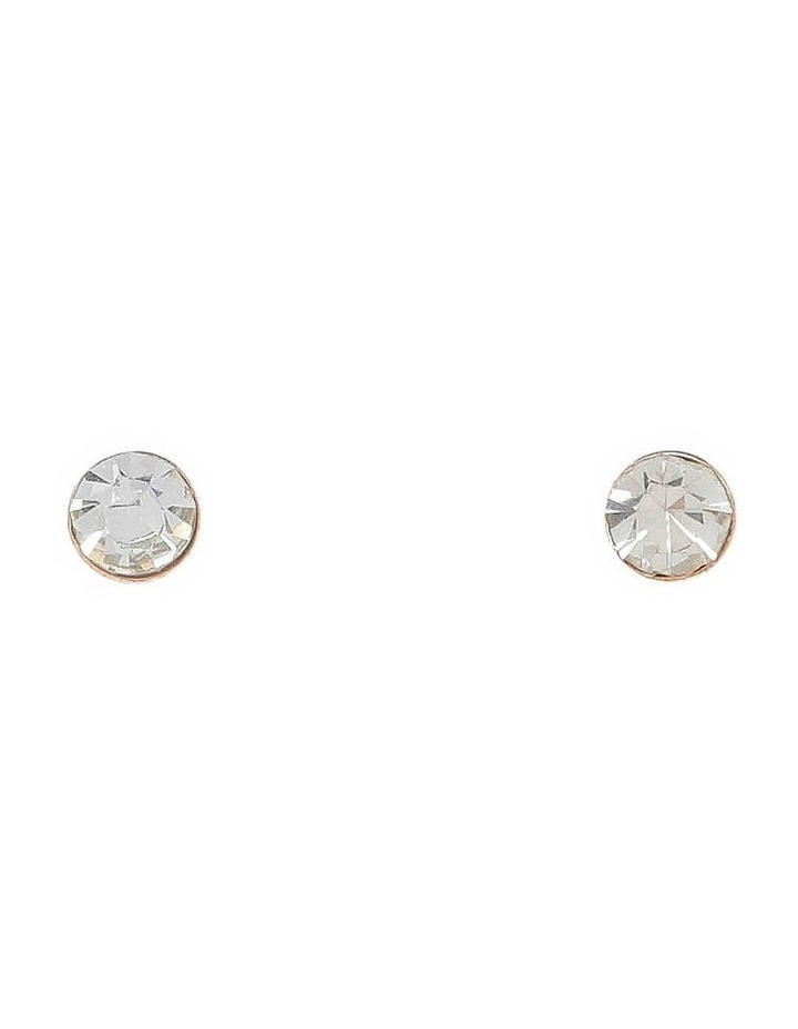Facet Stud Earring image 1