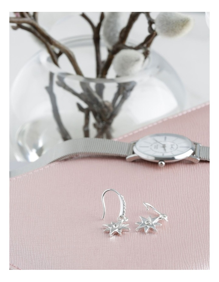 Small Star Drop Earring image 3