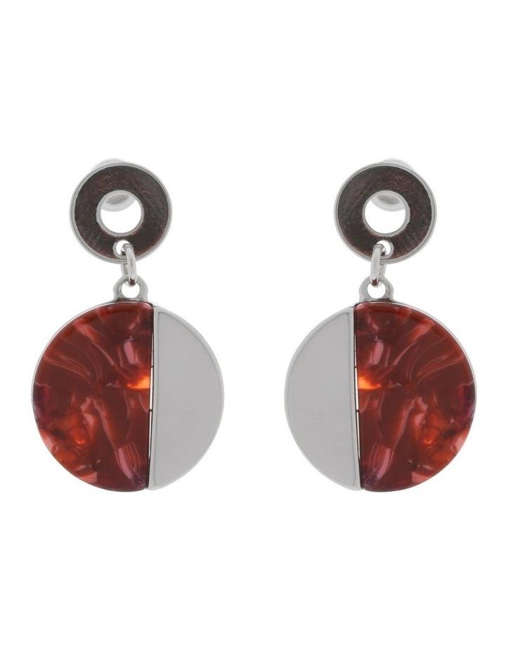 Tort Drop Earrings image 1
