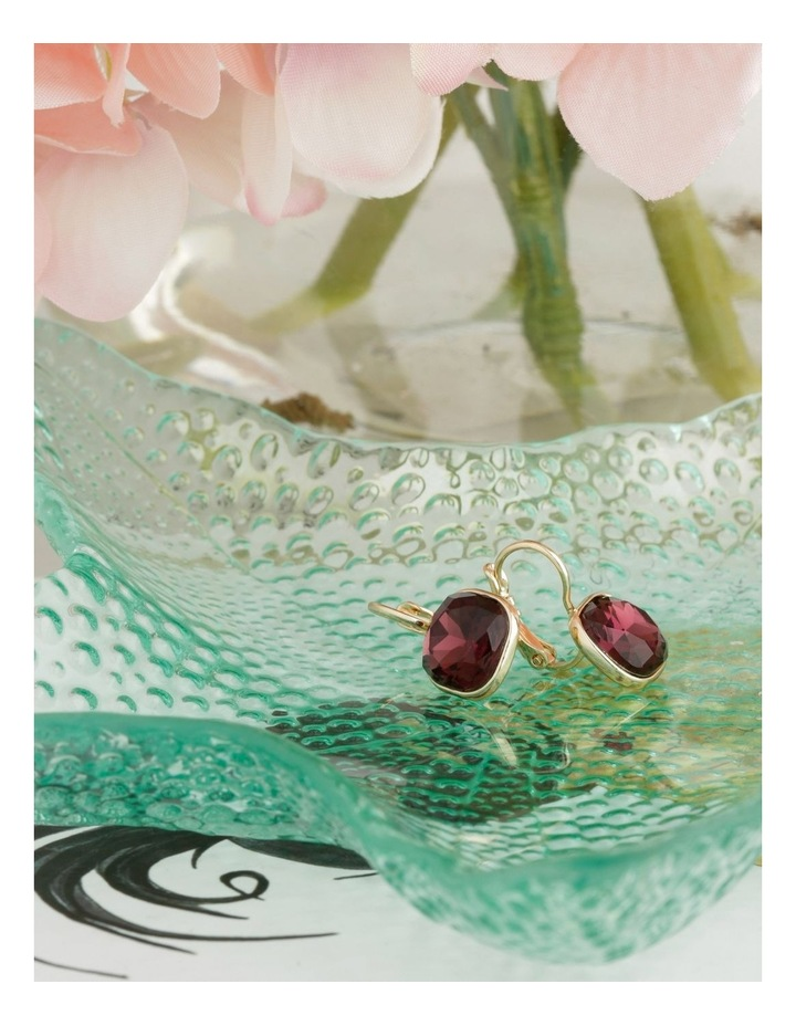 Crystal Drop Earrings image 3