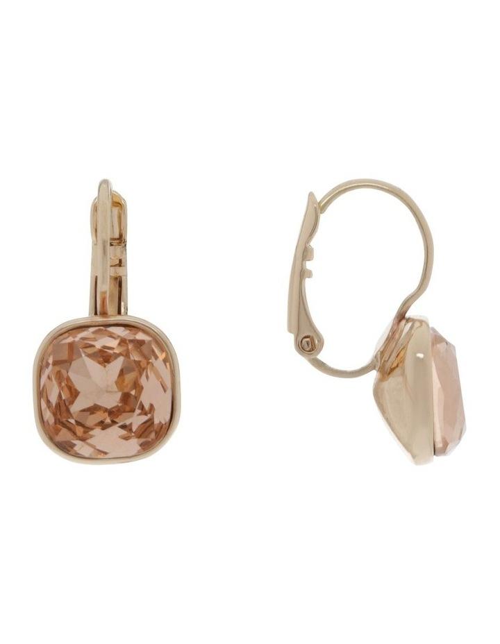Crystal Drop Earrings image 1