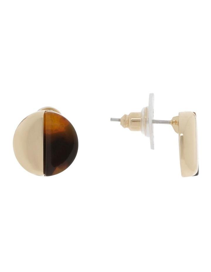 Tort Drop Earrings image 2