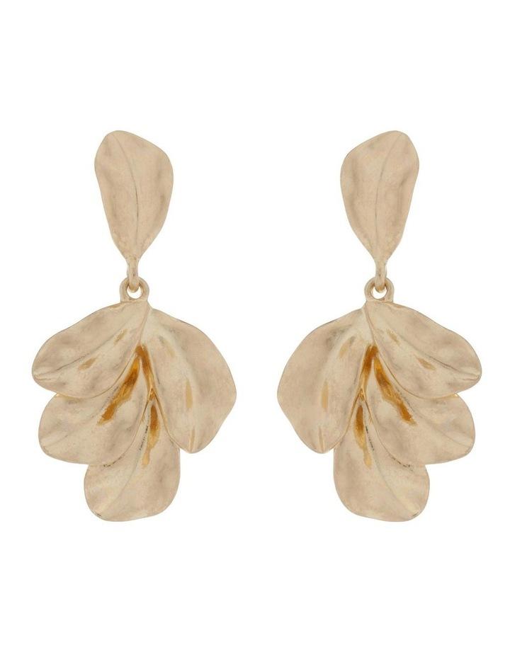 Botanica Leaf Earring image 1