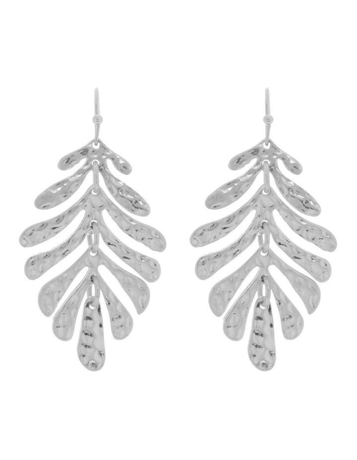 Leaf Jingle Earring image 1
