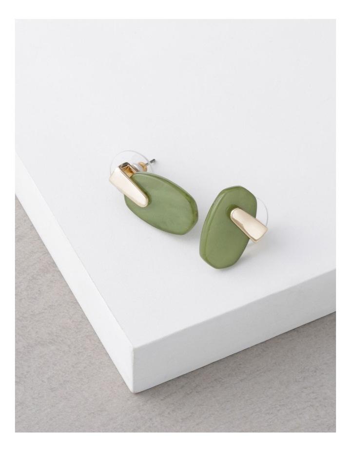 Acetate Drop Earrings image 3