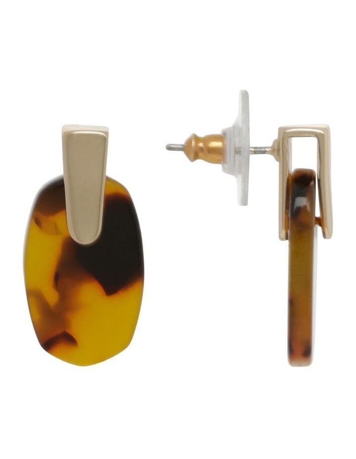 Acetate Drop Earrings image 2