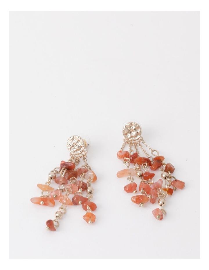 Stone Chandelier Earring image 1