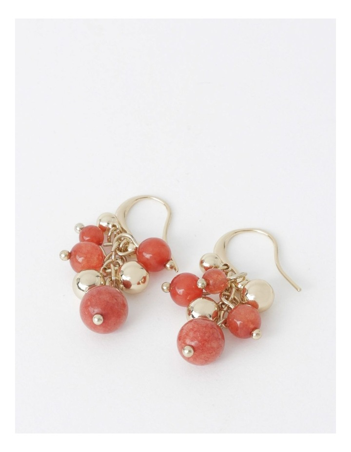 Stone Cluster Earring image 1