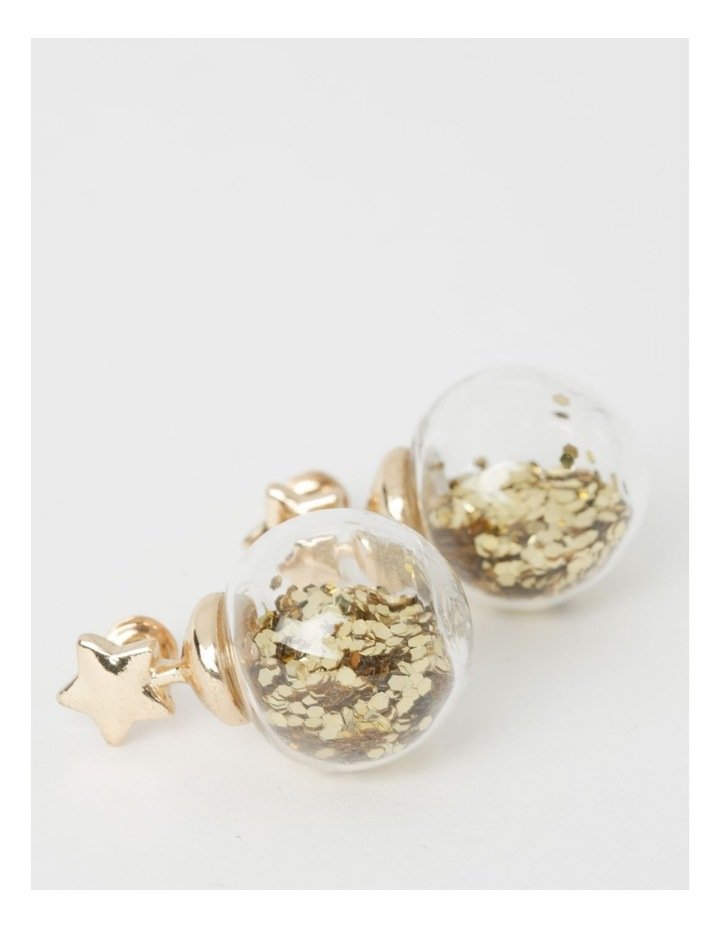 Gold Star & Glitter Ball image 2