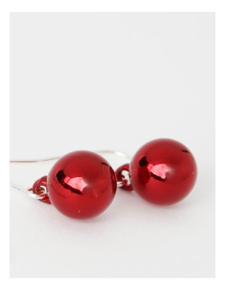 3 Pack Assorted Christmas Drop Earrings image 2