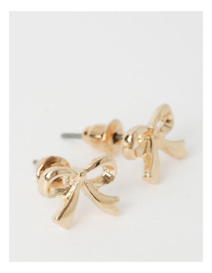 3 Pack Assorted Christmas Stud Earrings image 4