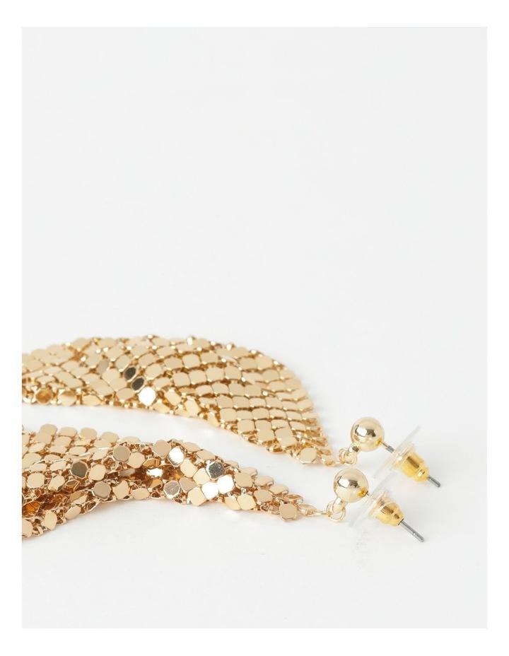 Glam Disc Earring image 3