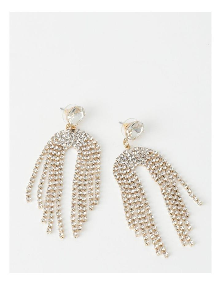 Glam Diamante Earring image 1