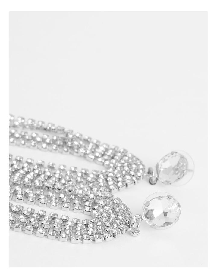 Glam Diamante Earring image 2