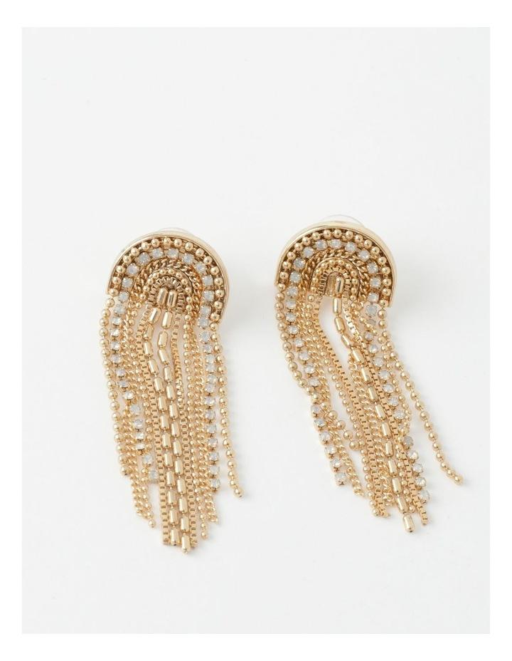 Glam Waterfall Earring image 1