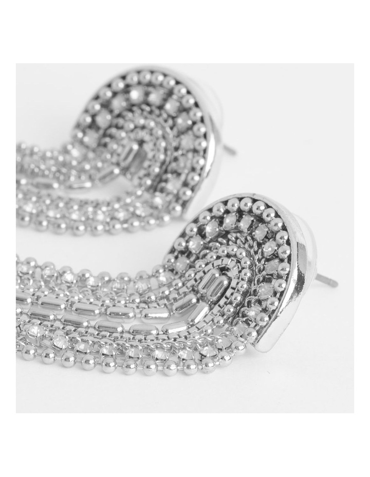 Glam Waterfall Earring image 2